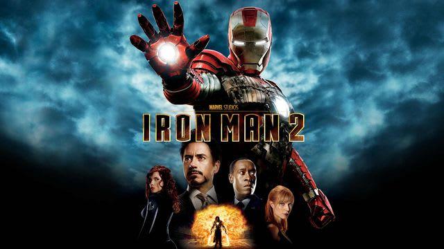 Iron Man 720p Dual Audio Movies